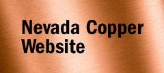Nevada Copper Website