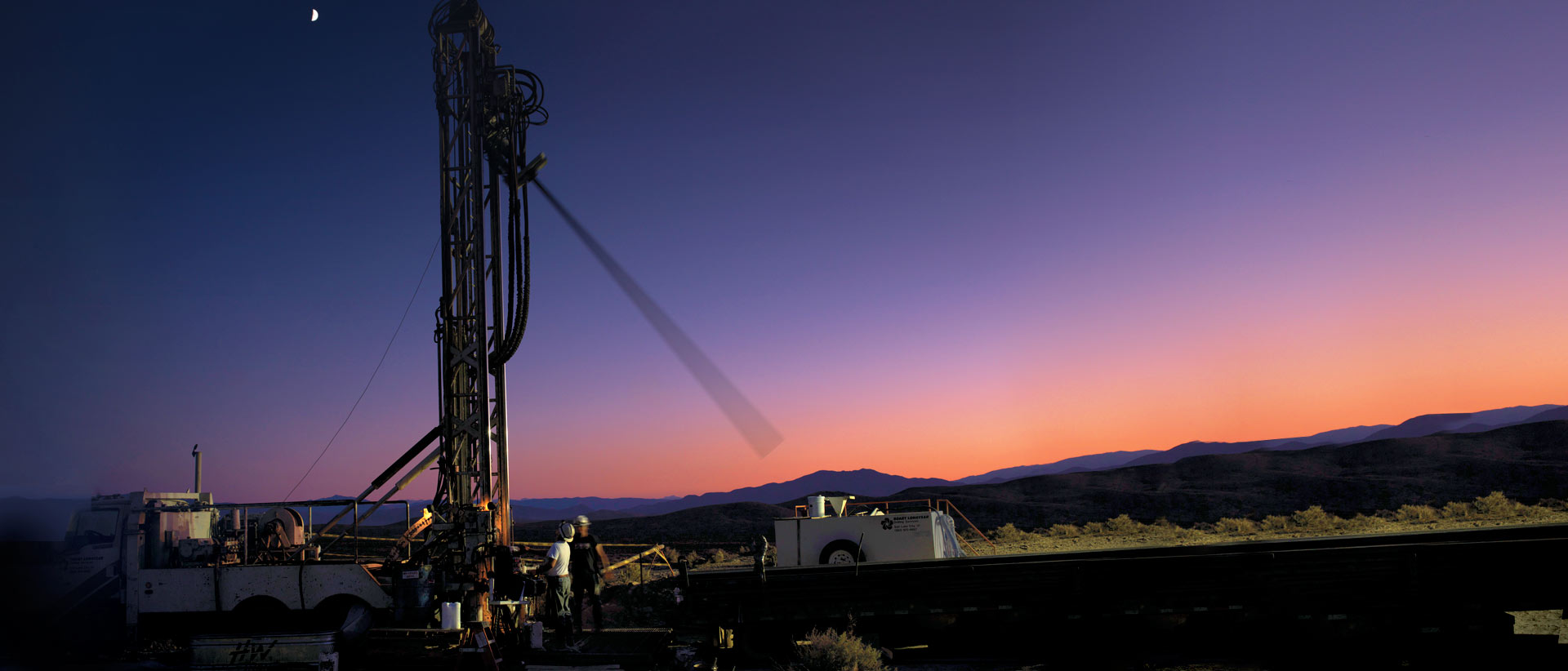 Nevada Copper has drilled over 400,000 feet of exploration holes since 2006.