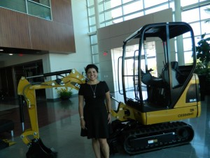 Cashman Equipment's Recruiter, Silvia Ortiz
