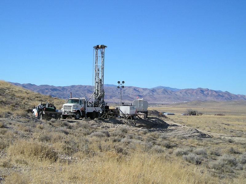 Drilling commences November 2006 - North Deposit