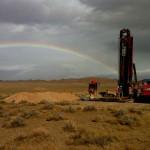 Rainbow - Pot of Copper, East Deposit