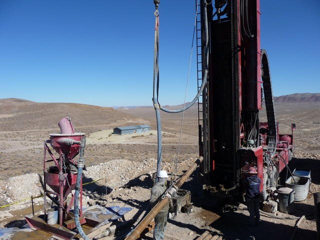 South Deposit Drilling