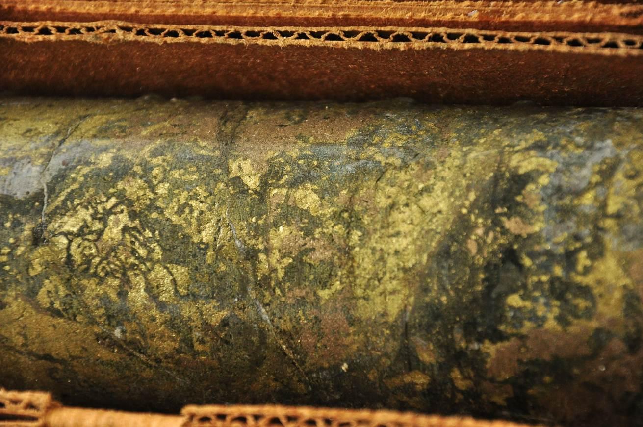 Copper core
