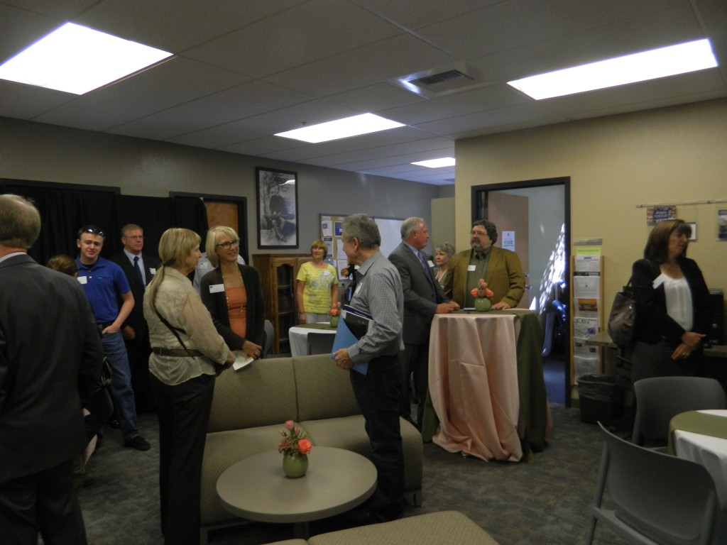Arentz Center Rededication for Student Success