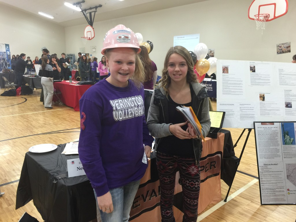 "Girls love the idea of a ""Pink"" hardhat."